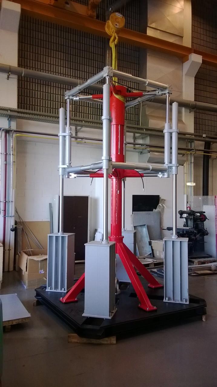 Sling Test Machine
